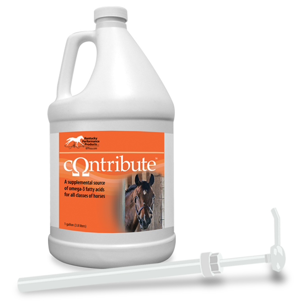 Contribute-omega-three-fatty-acids-supplement-horses-pump