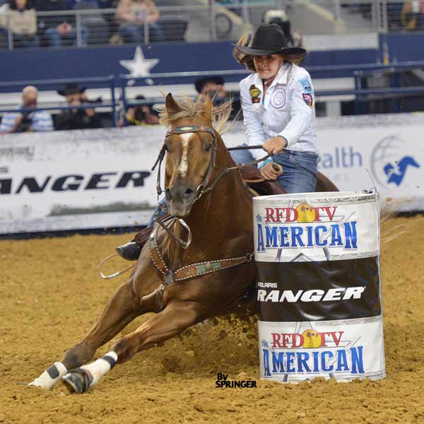 Pro Barrel Racer Joins Kentucky Performance Product S