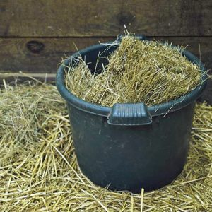hay-soaking