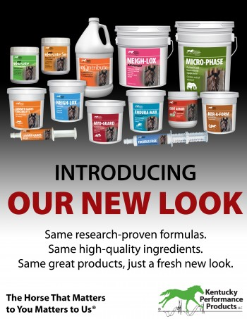 Kentucky Performance Products New Look